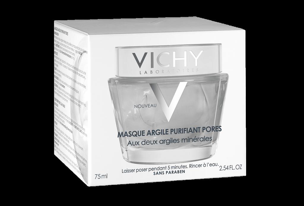 MASQUE MINERAL_Masque Argile Purifiant Pores - Etui - FR