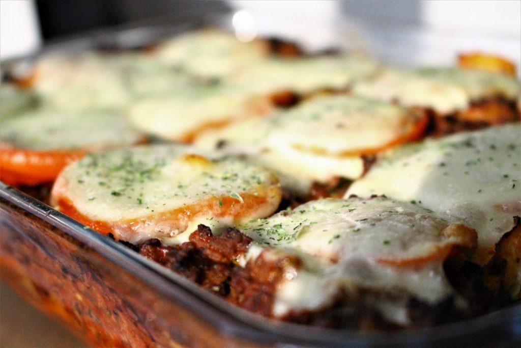Voorkeur Gerechten zonder pakjes en zakjes #95. Ovenpasta tomaat mozzarella #IQ57