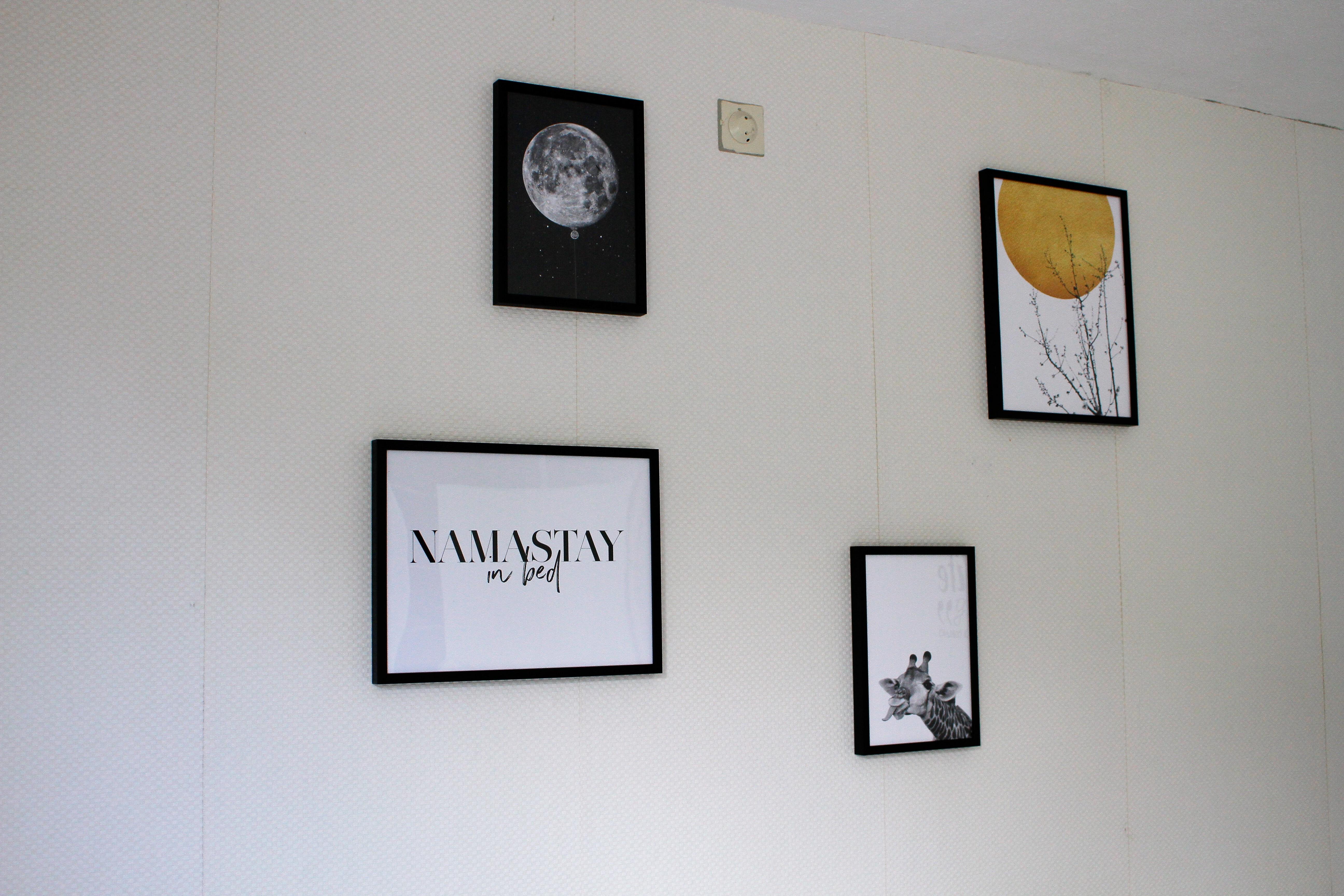Posters In Slaapkamer : Versier je slaapkamer of een andere kamer met onze modieuze